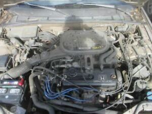 Engine 2 0l 4 Cylinder Fuel Injected Vin 3 6th Digit Fits 85 87 Prelude 15489980