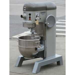 Hobart 60 Quart P660 Pizza Mixer Used Excellent Condition