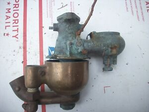 Schebler Model B Carburetor Studebaker Brass Ford Chevrolet Dodge Model T