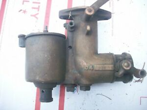 Zenith 04 Carburetor Studebaker Brass Ford Chevrolet Dodge Henderson Indian Ace