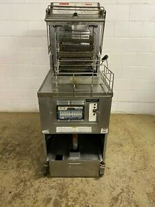 Henny Penny Pfe 592 Pressure Fryer 208 Volts 3 Phase Filtration Tested Broaster