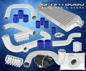 99 00 Civic Universal Bolt on Piping Kit Racing Power Intercooler Couplers