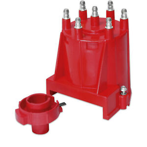 Msd 8430 Distributor Cap And Rotor For Gm 4 3l