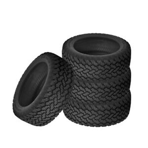 4 X New General Grabber At2 205 75 15 97t Tire