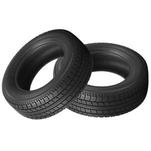 2 X New Nitto Ntsn2 Winter 225 50r17 94t Tires
