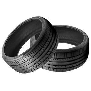 2 X New Continental Contisportcontact 5 245 35 18 92y Performance Summer Tire