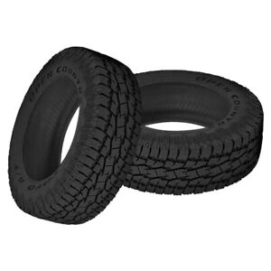 2 X New Toyo Open Country A T Ii 275 60 20 114t All Terrain Tire