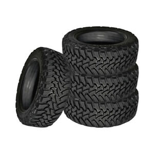 4 X New Toyo Open Country M T Lt285 75r17 10 Tires