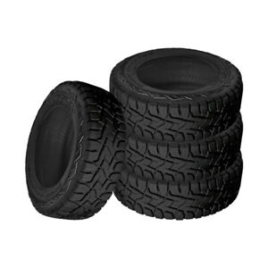 4 X New Toyo Open Country R T Lt265 70r17 10 Tires
