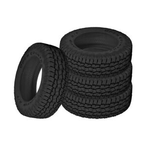 4 X New Toyo Open Country A T Ii 265 75 16 123r All Terrain Tire
