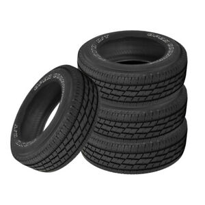 4 X New Toyo Open Country H t Ii 255 70r16 111t Owl Tires