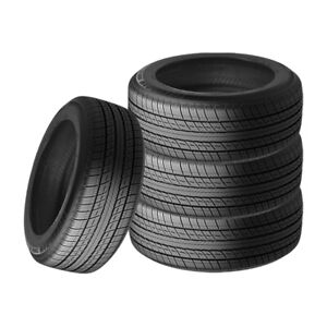 4 X New Uniroyal Tiger Paw Touring A S 255 45r19 Tires