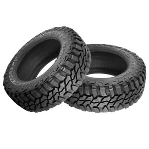 2 X New Mastercraft Courser Mxt Lt315 75r16 127q Extreme Off Road Tire