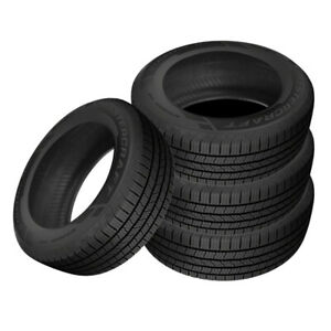 4 X New Mastercraft Stratus Ht 265 70r17 Tires