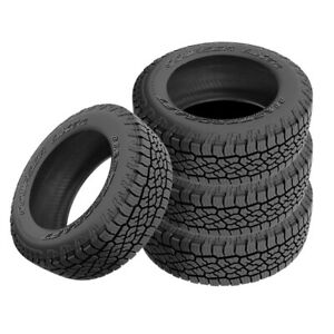 4 X New Mastercraft Courser Axt2 265 70r17 Tires