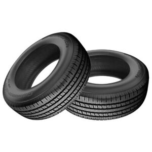 2 X New Bf Goodrich Commercial T a A s 2 265 75 16 123r Highway All season Tire
