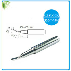 New Soldering Iron Tips 900m t Series 1 8h Soldering Iron Tip Replace