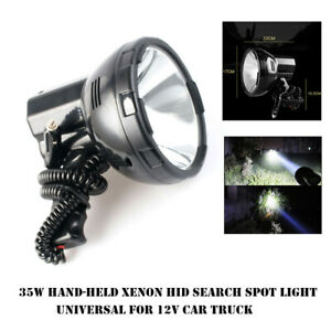 35w Hand Held Xenon Hid Search Spot Light Fishing Boat Marine Camping Safety