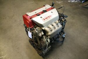 Acura Rsx Honda Civic Ep3 Si Type R Motor K20a Ivtec Engine Japan Imported