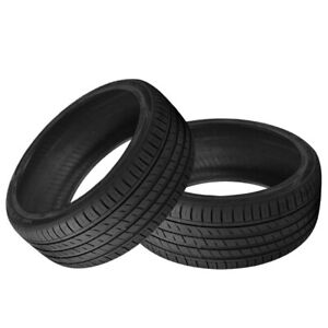 2 X New Nexen N fera Su1 235 45 17 97w Ultra High Performance Size Tire