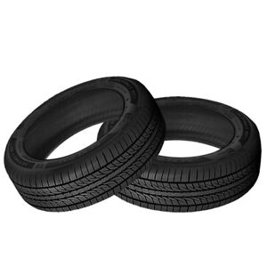 2 X New General Altimax Rt43 205 70 16 97t All season Touring Tire