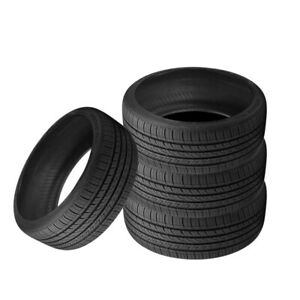 4 X New Nexen N5000 Plus 235 45r17 94h Tires