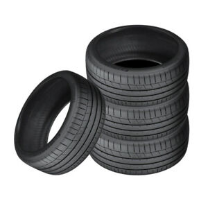 4 X New Continental Extremecontact Sport 285 30r19 98y Performance Summer Tire