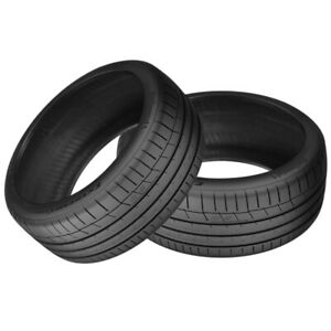 2 X New Continental Extremecontact Sport 225 45r17 91w Performance Summer Tire