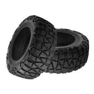 2 X New Nitto Mud Grappler X Terra 35 1250 20 121q Mud Terrain Tire