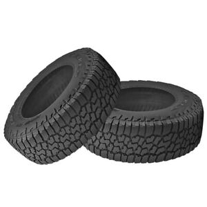 2 X New Falken Wild Peak A t3w 265 70r17 115t Rbl All Terrain Any Weather Tires