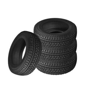 4 X New Kumho At51 Road Venture At 235 75 15 109t All terrain Handling Tire