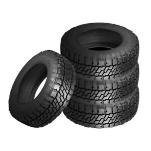 4 X New Dick Cepek Trail Country Exp Lt295 70r17 10 Tires