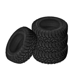 4 X New General Grabber X3 35 12 5 r15 113q Off road Max Traction Tire