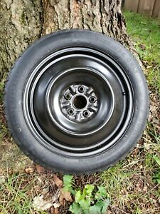 Toyota Camry Spare Tire 2007 2017 Dunlop Space Miser Mk Iii New