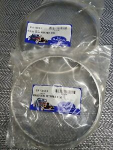 1940 1941 1947 1948 1949 1950 1951 1952 Ford Headlamp Retainer Rings Sealed Ss