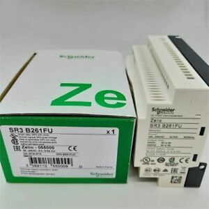 1pc New In Box Snd Zelio Relay Sr3b261fu For In Box Snd Free Shipping