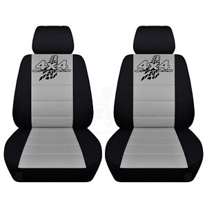 Truck Seat Covers Fits 2010 2020 Jeep Wrangler Heat Press Customized Design