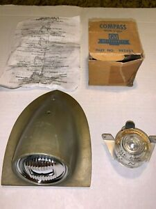1951 1952 Oldsmobile 88 Super Deluxe 98 Series Nos Compass With Light