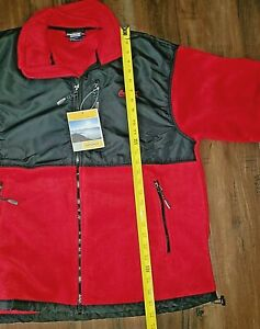 Coca Cola Jacket Mens XL Landway Fleece BRAND NEW WITH TAGS