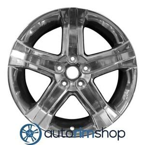 New 22 Replacement Rim For Dodge Ram 1500 2011 2018 Wheel Polished