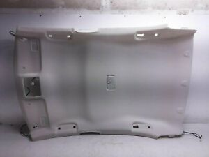 2020 Toyota Corolla Le Headliner Roof Liner Head Lining Cover Panel 63310 02q80