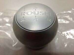 New Roush Oem Nos Ford Focus Alloy Shift Knob R08040001 2005 2011 5 Speed