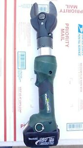 Greenlee Esc35x 18v Battery Cable Cutter W Battery fast Shipping