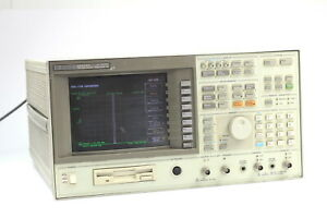 Hp Agilent 89440a Dc 1 8 Ghz Vector Signal Analyzer With Opt aybufg added