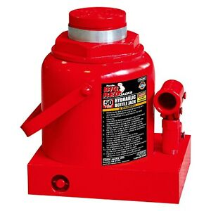 Torin T95007 Big Red 50 Ton Heavy Duty Hydraulic Bottle Jack