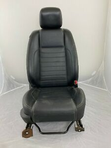 2010 2012 Ford Mustang Coupe Right Hand Passenger Leather Seat