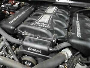 07 Mustang Shelby Gt 4 6 3v Supercharged Engine 336941
