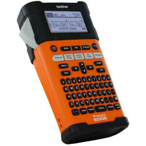 Brother Mobile Solutions Pte300 Pt e300 Industrial Handheld Labeling Tool