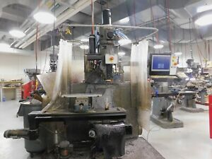 Bridgeport 3 Hp Vertical Mill 3 Axis Series 1 V2xt Centroid Cnc Control