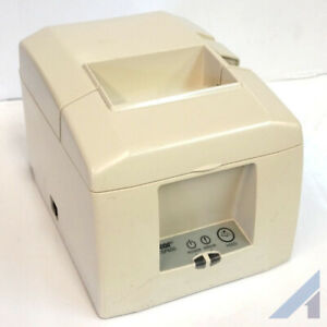 Star Micronics Tsp650 Thermal Reciept Printer Power Supply Included